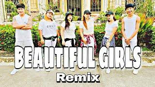 BEAUTIFUL GIRLS ( Dj Rowel Remix ) - Tiktok Remix | Dance Fitness | Zumba