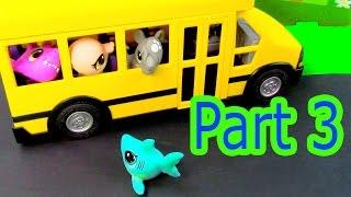 lps ride home school of sharks series video littlest pet shop part 3 cookieswirlc
