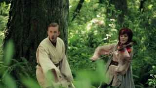 [HD] Звездные войны - Версия на скрипке - Линдси Стирлинг и Питер Холленс
