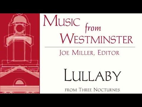"""Daniel Elder - """"Lullaby"""" (from Three Nocturnes)"""