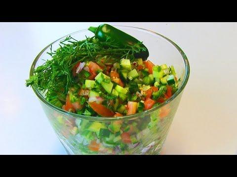 Betty's Cucumber Salsa