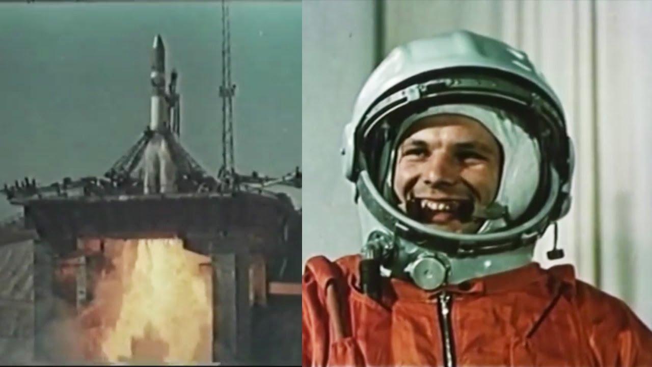 Yuri Gagarin the first human in space YouTube
