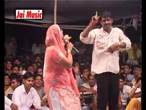 Song Ragni (Live) - Ghani der men aaya se, Singer - Raj Bala,(Ashok Chautala)