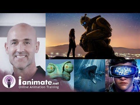 iAnimate.net podcast #63 - Interview with ILM Sr. Animator Erik Morgansen