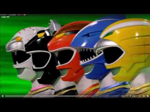 Смотреть мультфильм рейнджеры мегафорс все серии подряд