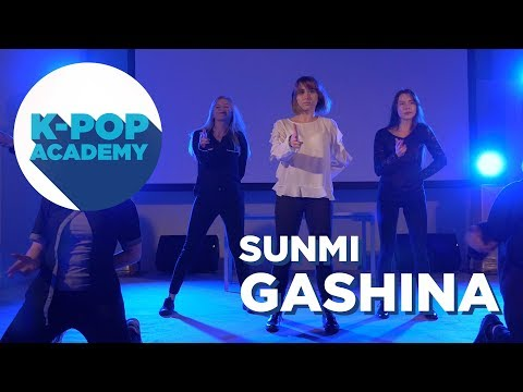 SUNMI 선미 - Gashina 가시나 (Cover @ K-pop Academy 2017 Poland)