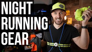 Night Running Gear Put to the Test! - Seeing vs Being Seen