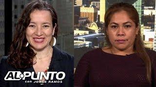 Dos mujeres latinas que no se han dejado vencer por las dificultades que les ha tocado vivir