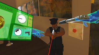Worst heist EVER! (Art Heist VR Gameplay)