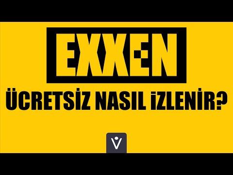 Exxen Platformuna Ücretsiz Üye Nasıl Olunur