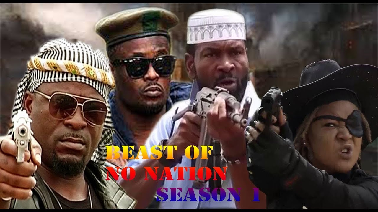 Download BEAST OF NO NATION SEASON 1- A SYLVESTER MADU'S LATEST 2019 NOLLYWOOD MOVIE