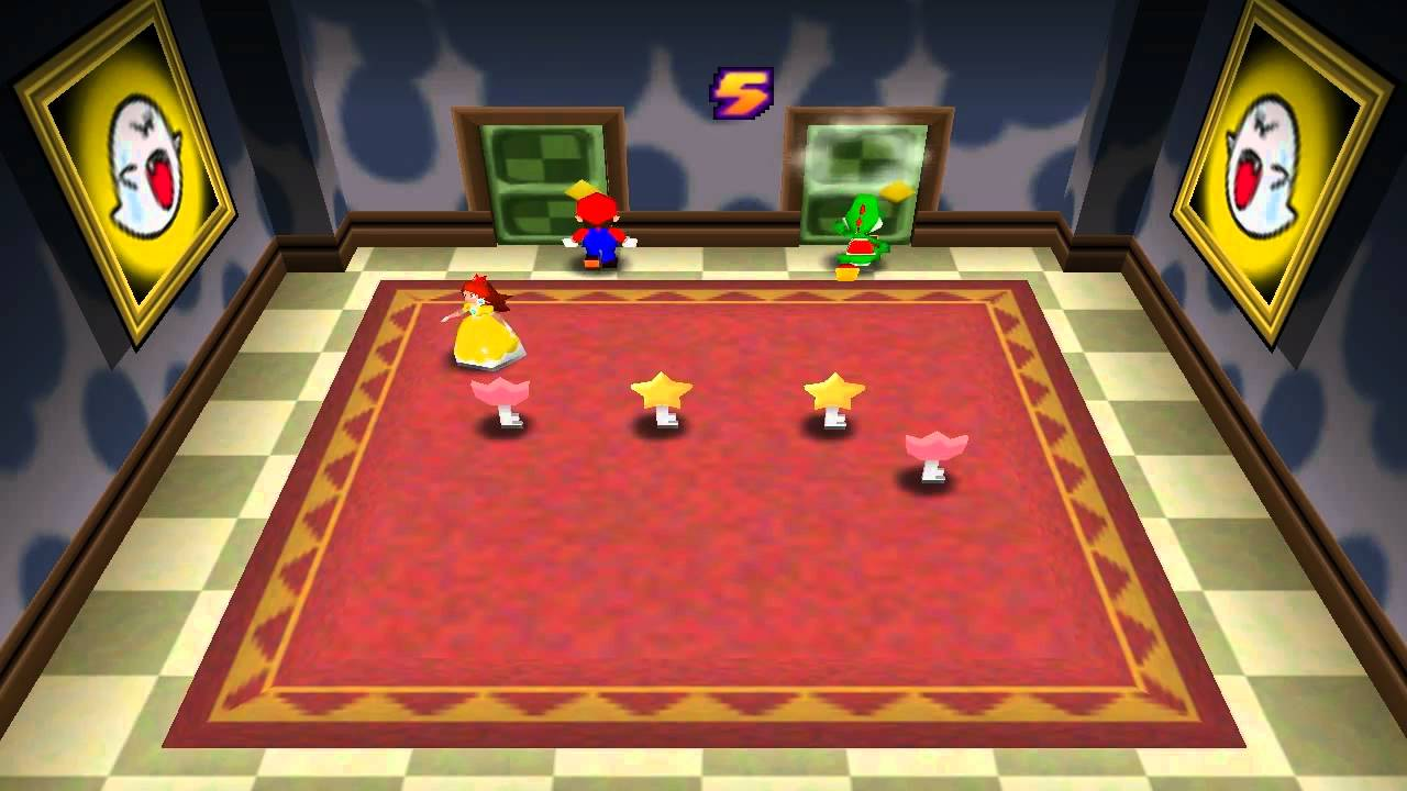 Mario Party 3 Mini Games Locked Out Youtube