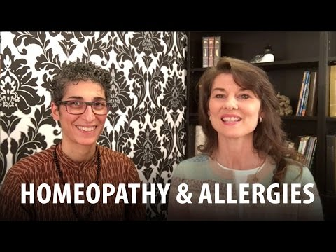 Homeopathy and Homeopathic Remedies for Allergy Symptoms and Food Allergies