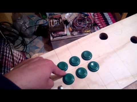 V deo tutorial 39 interface usb controllers to arcade for Como hacer una maquina recreativa