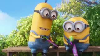 Phim hoạt hình Minion quảng cáo vui nhộn cho bé