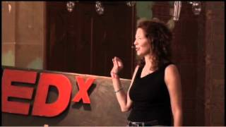 """Freedom Comes in Movement"" Stacy Sims at TEDxCincinnatiChange"