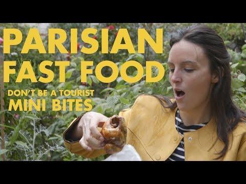 Parisian Fast Food