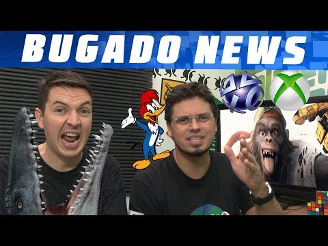 📺Beyond Good and Evil 2, Jurassic World 2, Sony vs Microsoft e  Picapau