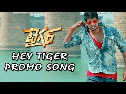 Tiger Title Song Promo - Sundeep Kishan, Rahul Ravindran,Seerath Kapoor