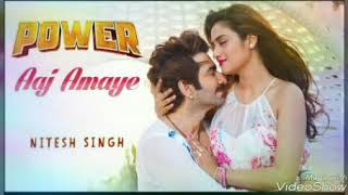 Aaj Amaye Power(Bengali movie) | Jeet Gannguli & Anweshaa Datta Gupta | Nitesh Singh ||