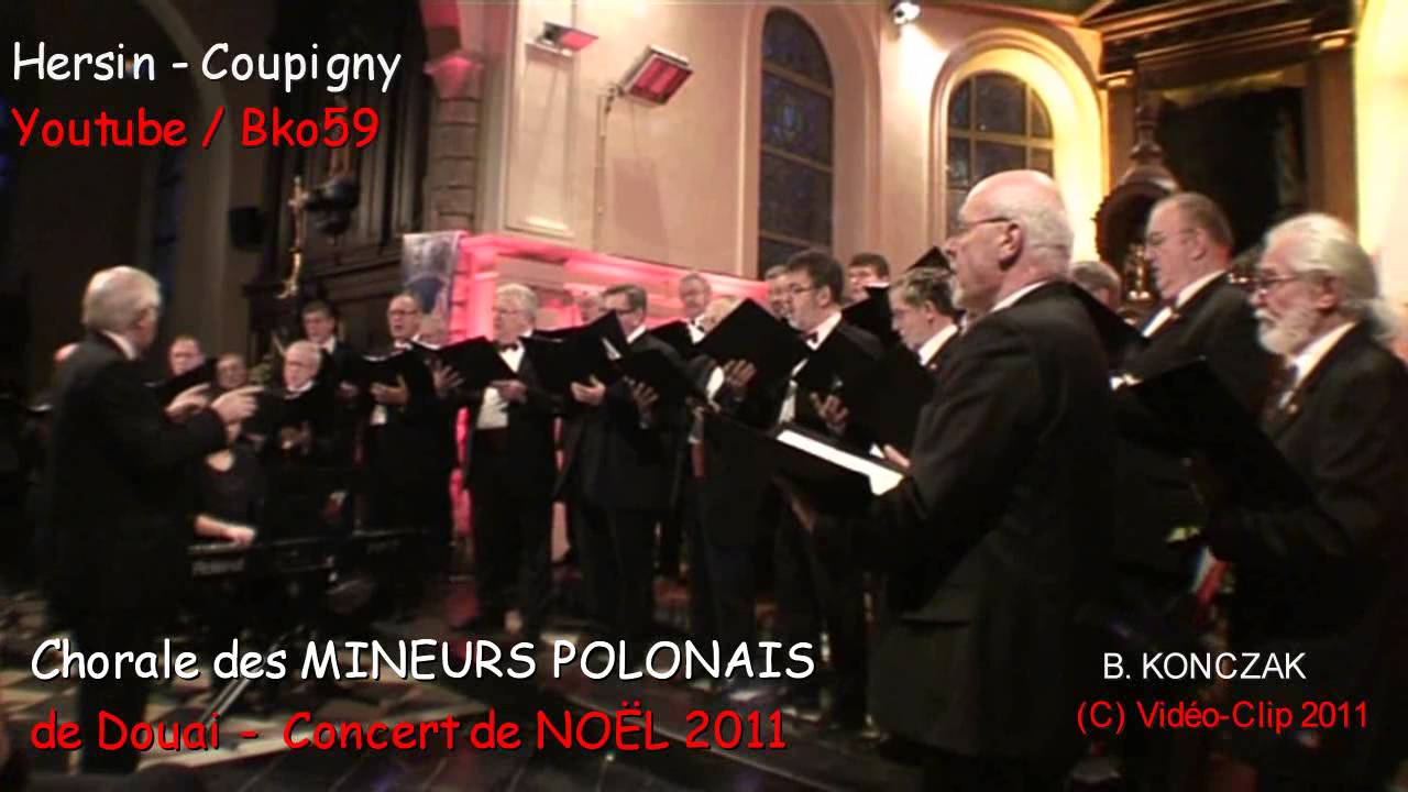 chants de no l traditionnels polonais par la chorale des mineurs polonais de douai 2011 youtube. Black Bedroom Furniture Sets. Home Design Ideas