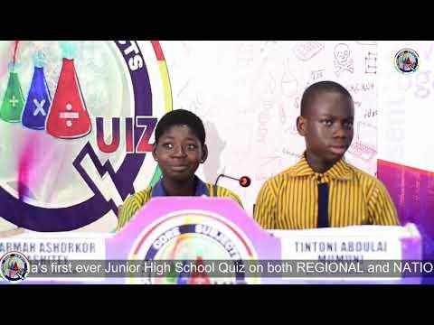 BETHEL HILL ACADEMY, ACCRA vs STAR OF SUHUM SCHOOLS, SUHUM - E/R #NCSQuiz2019