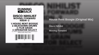House Rent Boogie (Original Mix)