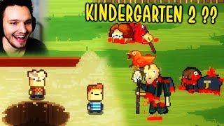 DAS RICHTIGE ENDE VON KINDERGARTEN !! (Kindergarten 2?) | Kindergarten (ENDE)