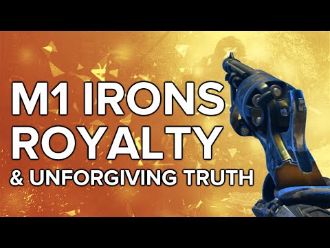 m1 irons advanced warfare how to get