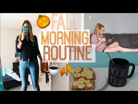 Equestrian Morning Routine | Fall 2018