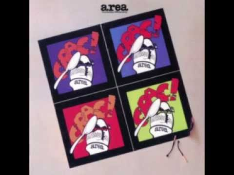 AreA Crac! [1975] [Full Album]