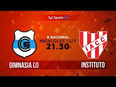Primera B Nacional: Gimnasia de Jujuy vs. Instituto | #BNacionalenTyC