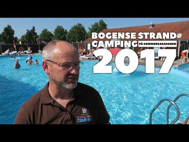 Bogense Strand Camping (Sommerkaravanen 2017)