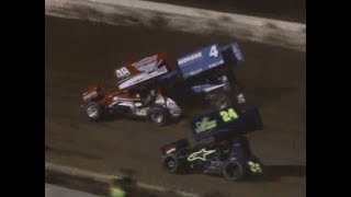 410 Sprint Car Feature | 100k to Win Sprint Car World Championship | Mansfield Speedway | 4/28/18