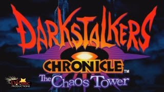 DCeric Plays: Darkstalkers Chronicle The Chaos Tower (PSP)