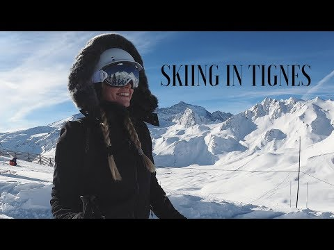 THE BEST WEEK | Ski Holiday In Tignes, France