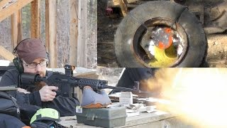 Review: Brinell 500 steel shooting target (AR500 equivalent)