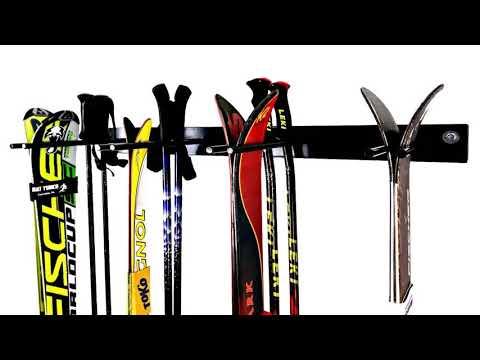 Build Your Own Garage Ski Rack - Gif Maker  DaddyGif.com (see description)