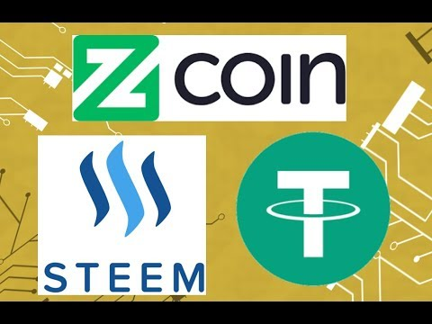 Znodes, Tether and Steem! Raiden unstoppable! Market Update 22/11/2017