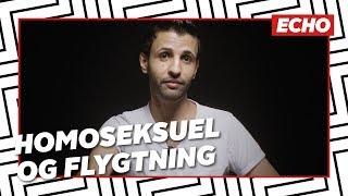 Homoseksuelle Leo flygtede fra Syrien og fik trusler igen på Fyn