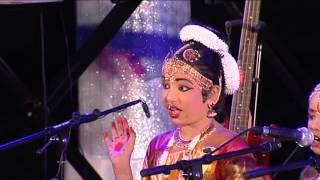 Krishnaveni Classical Music Arangettam in Indian Association Sharjah
