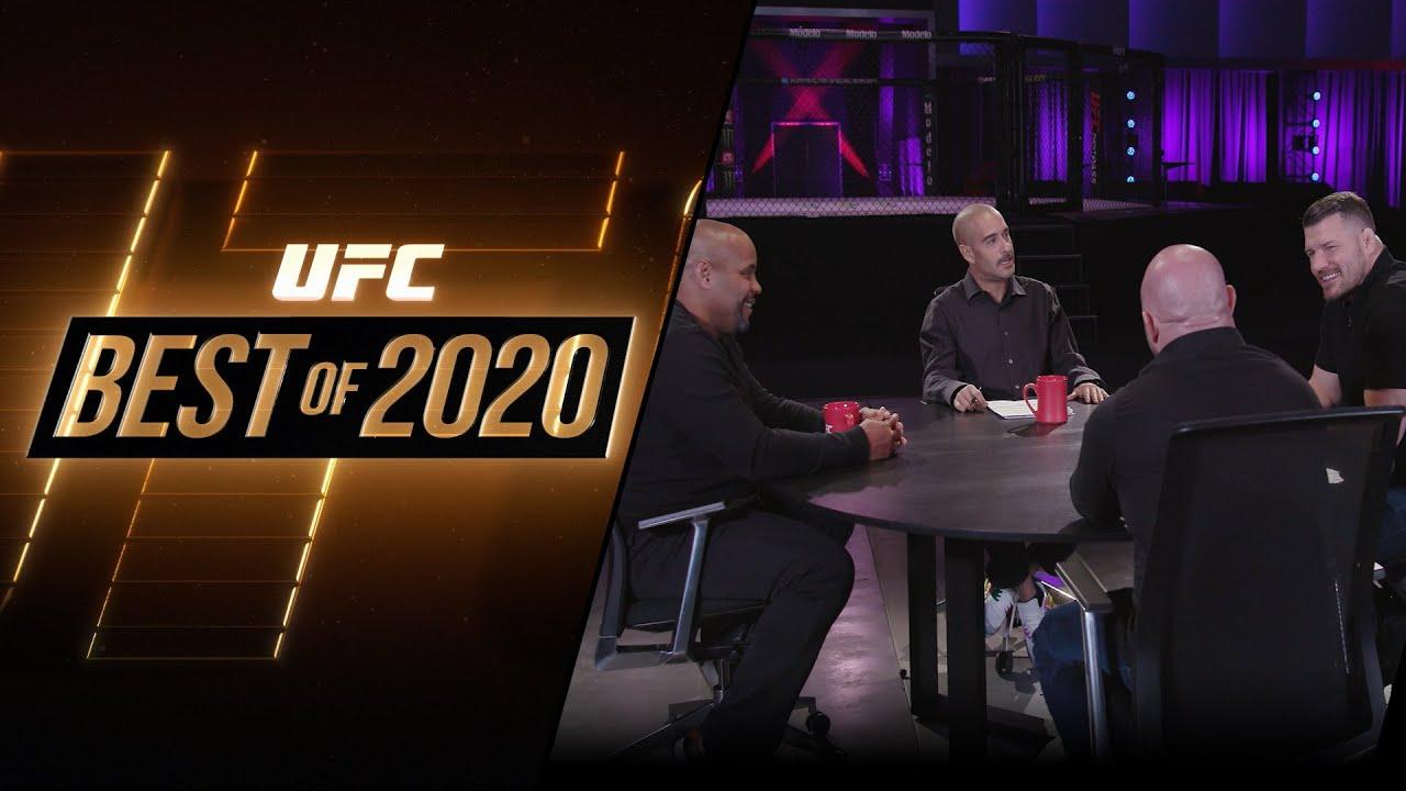 UFC Best of 2020 Recap Show