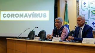 Coronavírus: Brasil registra 92 mortes e 3.417 infectados