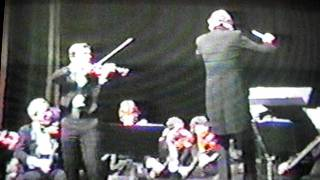 Life with Lewis Dalvit: Lewis conducts Eugene Fodor in Beethoven's Violin Concerto-2nd Movement Thumbnail