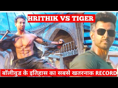 hrithik-vs-tiger-  -war-tiger-shroff-created-new-record-shot-2.30-minutes-action-scene-without-cuts