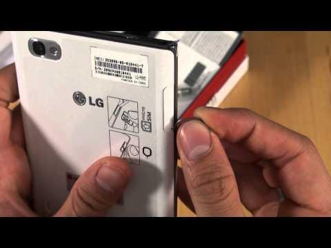 LG P895 Optimus Vu - Erster Eindruck - Teil 1