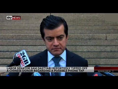 Paul Murray LIVE - Sam Dastyari has to go - Shorten must sack him