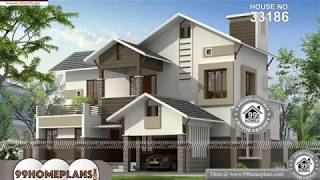 Indian House Design By 99HOMEPLANS COM [ Esp: M087 ]