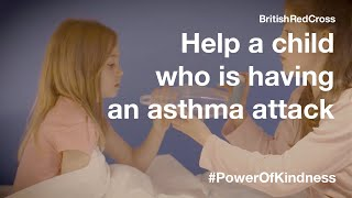 Life. Live it. First aid education for children: Asthma attack
