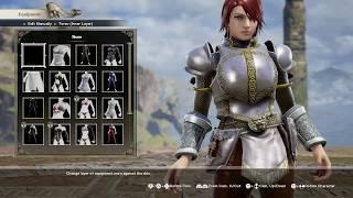 Soul Calibur 6 Libra Of Souls Gameplay